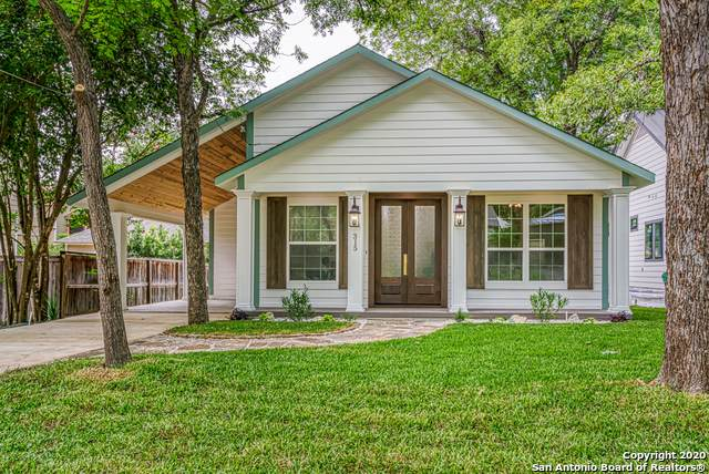315 Alta Ave, Alamo Heights, TX 78209 (MLS #1467315) :: Carter Fine Homes - Keller Williams Heritage