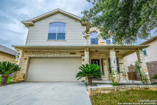 2633 War Admiral, Schertz, TX 78108 (#1467336) :: The Perry Henderson Group at Berkshire Hathaway Texas Realty