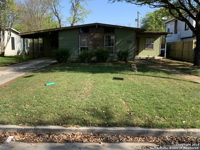 527 Congress Ave, San Antonio, TX 78214 (MLS #1467395) :: The Glover Homes & Land Group