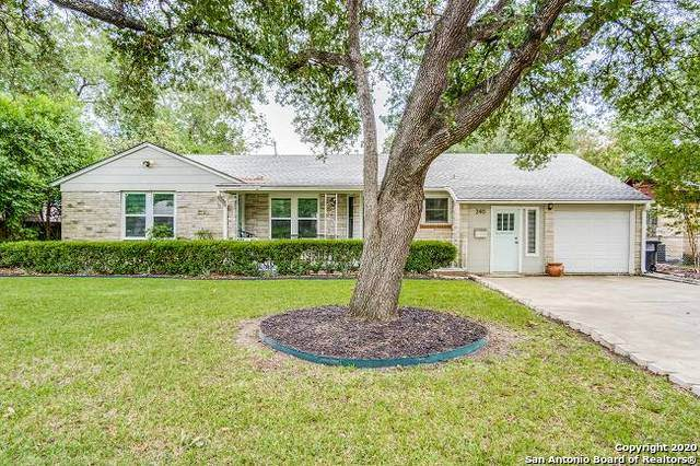 240 Calumet Pl, San Antonio, TX 78209 (MLS #1467417) :: Carter Fine Homes - Keller Williams Heritage