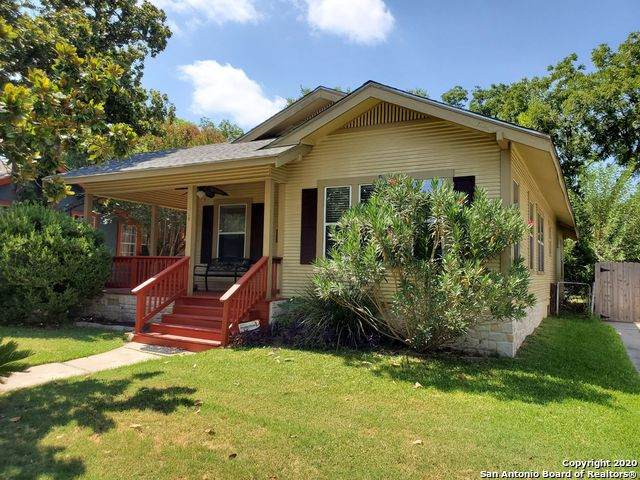 1026 Fulton Ave, San Antonio, TX 78201 (MLS #1467460) :: The Mullen Group | RE/MAX Access