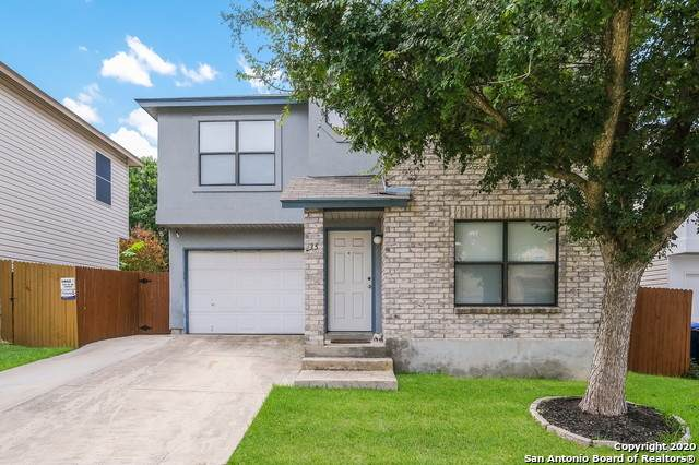 35 Weathering Crk, San Antonio, TX 78238 (MLS #1467490) :: BHGRE HomeCity San Antonio