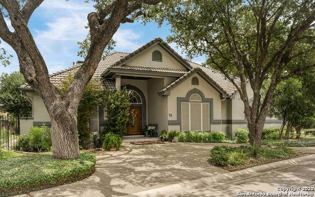33 Orsinger Hill, San Antonio, TX 78230 (MLS #1467512) :: The Real Estate Jesus Team