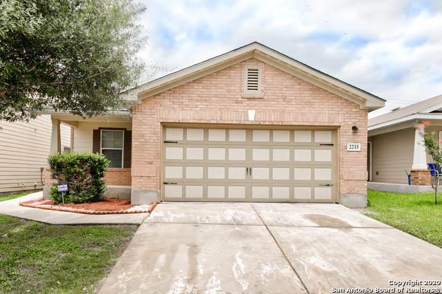 2215 Mission Verde, San Antonio, TX 78223 (MLS #1467535) :: Alexis Weigand Real Estate Group