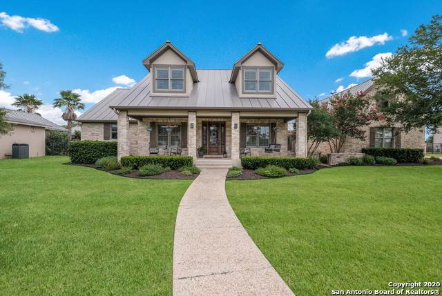 8501 High Cliff Dr, Fair Oaks Ranch, TX 78015 (MLS #1467542) :: The Glover Homes & Land Group