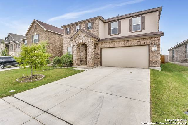 318 Colonial Bluff, Universal City, TX 78148 (MLS #1467566) :: The Gradiz Group