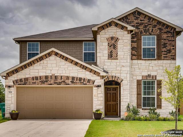 9818 Harbor Mist Ln, Converse, TX 78109 (#1467574) :: The Perry Henderson Group at Berkshire Hathaway Texas Realty