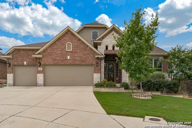 809 La Luna, Cibolo, TX 78108 (MLS #1467615) :: Exquisite Properties, LLC