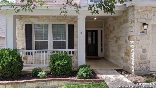 4518 Pinehurst Mesa, San Antonio, TX 78247 (MLS #1467626) :: Exquisite Properties, LLC