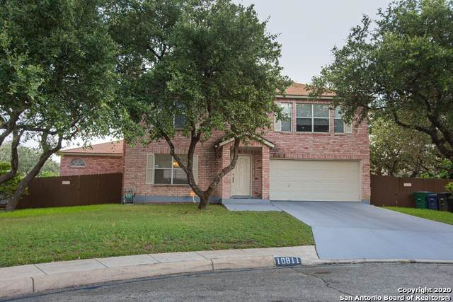 10811 Deercliff Pass, San Antonio, TX 78251 (MLS #1467633) :: Alexis Weigand Real Estate Group