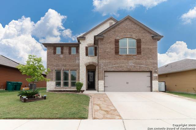 8653 Lone Shadow Trail, Converse, TX 78109 (MLS #1467641) :: The Heyl Group at Keller Williams