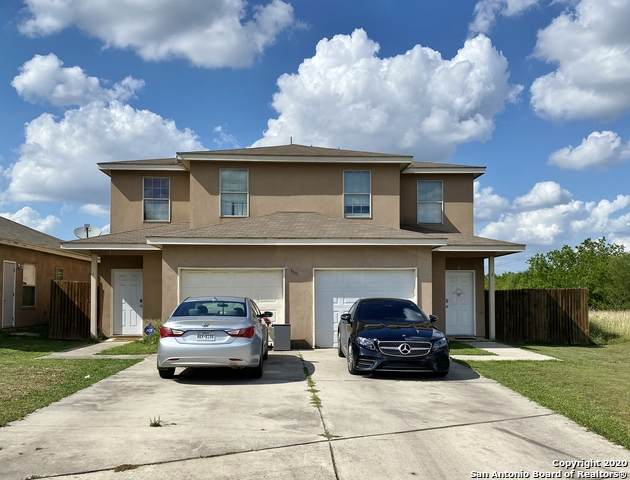 7571 Foss Meadows, San Antonio, TX 78244 (MLS #1467649) :: BHGRE HomeCity San Antonio
