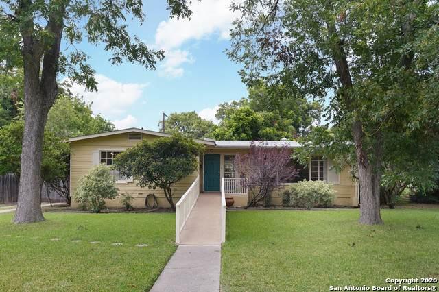 452 Harmon Dr, San Antonio, TX 78209 (MLS #1467654) :: The Mullen Group | RE/MAX Access