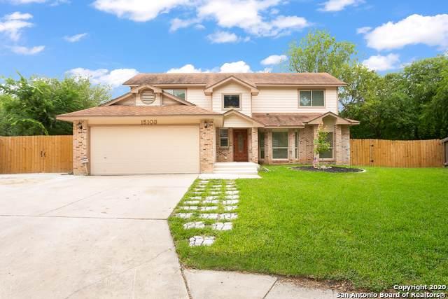 15103 Spring Corner, San Antonio, TX 78247 (MLS #1467670) :: Exquisite Properties, LLC
