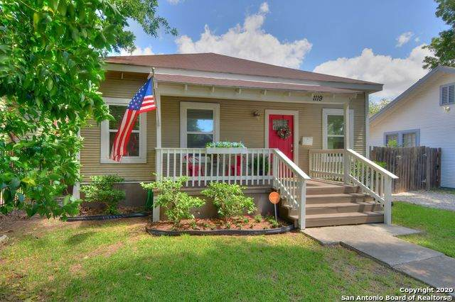 1119 Burnet St, San Antonio, TX 78202 (MLS #1467707) :: Alexis Weigand Real Estate Group