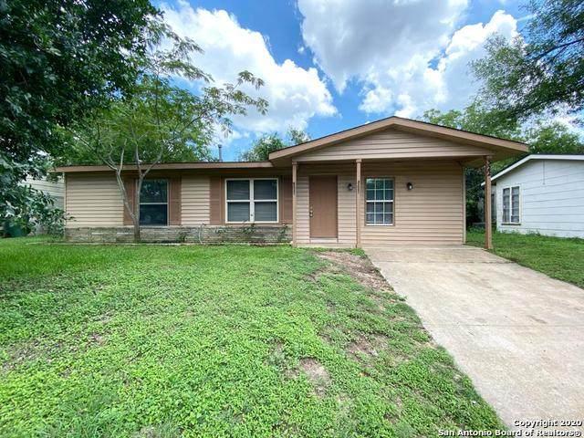 322 Kenmar Dr, San Antonio, TX 78220 (MLS #1467795) :: Keller Williams City View