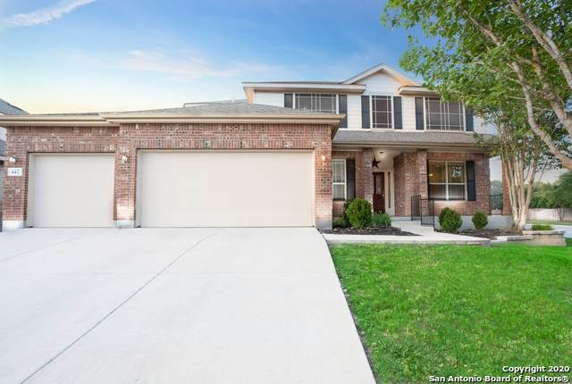 442 Perch Mdw, San Antonio, TX 78253 (MLS #1467869) :: Alexis Weigand Real Estate Group