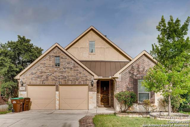 511 Secluded Grove, San Antonio, TX 78253 (MLS #1467876) :: Alexis Weigand Real Estate Group