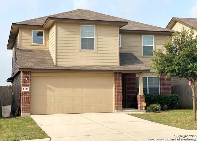 8127 Radiant Star, San Antonio, TX 78252 (MLS #1467880) :: Alexis Weigand Real Estate Group