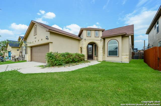 3934 Bacall Way, Converse, TX 78109 (MLS #1467906) :: Alexis Weigand Real Estate Group