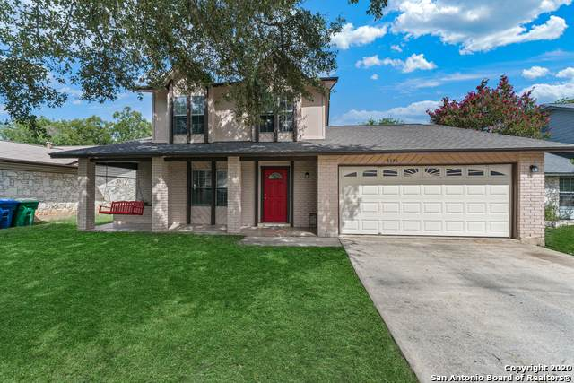 8330 Echo Willow Dr, San Antonio, TX 78250 (MLS #1467930) :: The Mullen Group | RE/MAX Access