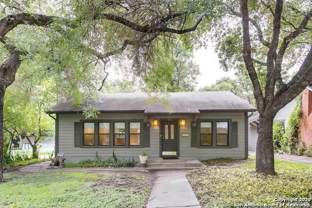 333 Normandy Ave, San Antonio, TX 78209 (MLS #1467934) :: The Gradiz Group