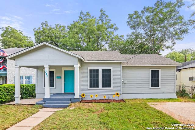 347 E Gerald Ave, San Antonio, TX 78214 (MLS #1467969) :: The Glover Homes & Land Group