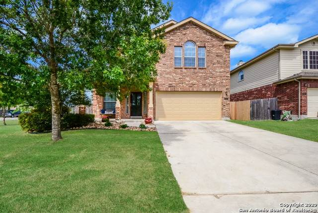 2717 Crusader Bend, Schertz, TX 78108 (MLS #1467971) :: Reyes Signature Properties