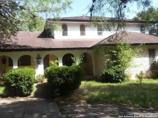 124 N Manton Ln, Castle Hills, TX 78213 (MLS #1467993) :: Keller Williams City View
