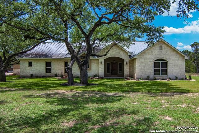 25035 Cedar Creek Dr, New Braunfels, TX 78132 (MLS #1467999) :: Neal & Neal Team