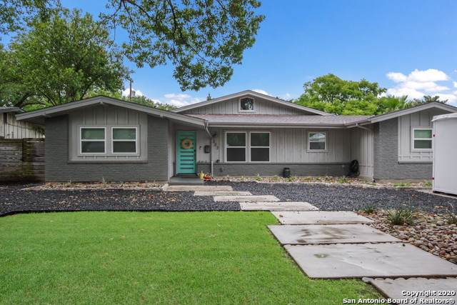 322 Ridgehaven Pl, San Antonio, TX 78209 (#1468027) :: The Perry Henderson Group at Berkshire Hathaway Texas Realty