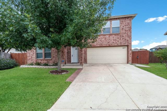 427 Via Pescados, San Antonio, TX 78245 (MLS #1468044) :: Keller Williams City View