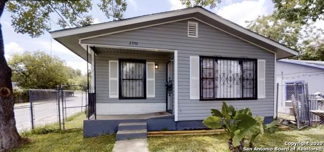 2352 Dakota St, San Antonio, TX 78203 (MLS #1468152) :: Alexis Weigand Real Estate Group
