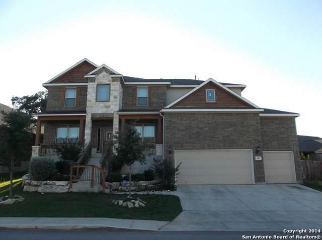 611 Grove Bend, San Antonio, TX 78253 (MLS #1468157) :: Vivid Realty