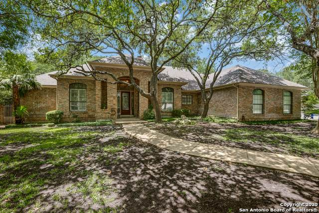 5 Inwood Bluff, San Antonio, TX 78248 (#1468199) :: The Perry Henderson Group at Berkshire Hathaway Texas Realty