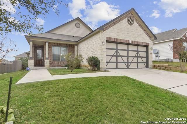 5724 Ping Way, Schertz, TX 78108 (MLS #1468208) :: Concierge Realty of SA
