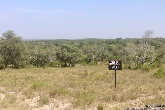 64 High Point Ranch Rd, Boerne, TX 78006 (MLS #1468260) :: Reyes Signature Properties