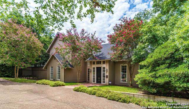 200 Ridgemont Ave, Terrell Hills, TX 78209 (MLS #1468388) :: The Mullen Group | RE/MAX Access