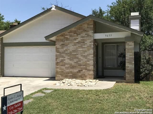 9655 South Bend, San Antonio, TX 78250 (MLS #1468402) :: BHGRE HomeCity San Antonio