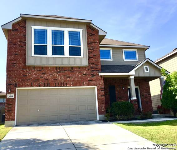2955 Nicholas Cove, New Braunfels, TX 78130 (MLS #1468422) :: The Glover Homes & Land Group