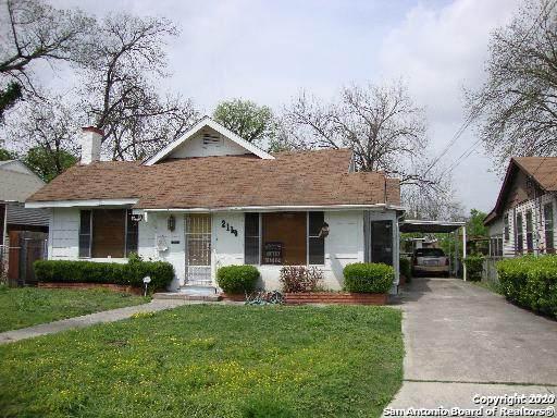 2119 E Crockett St, San Antonio, TX 78202 (MLS #1468489) :: The Mullen Group | RE/MAX Access