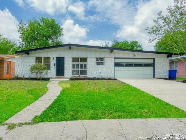 442 Mcneel Rd, San Antonio, TX 78228 (MLS #1468548) :: The Heyl Group at Keller Williams