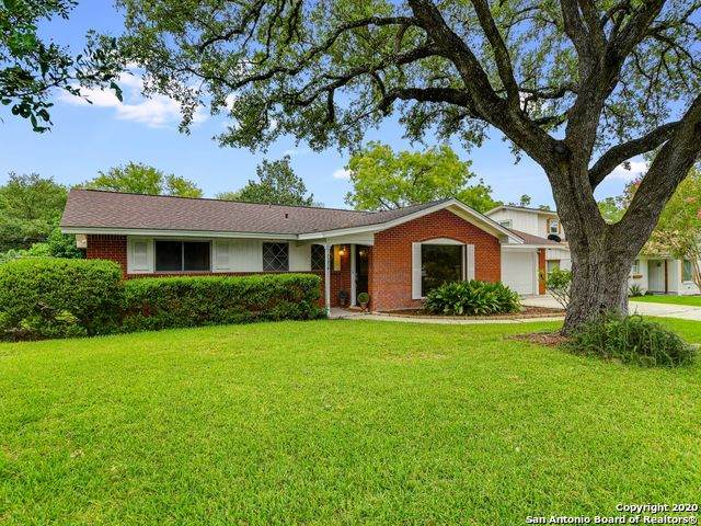 11214 Cedar Elm Dr, San Antonio, TX 78230 (MLS #1468574) :: Concierge Realty of SA