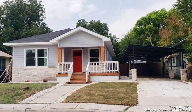 247 Saint Francis Ave, San Antonio, TX 78204 (MLS #1468608) :: Tom White Group