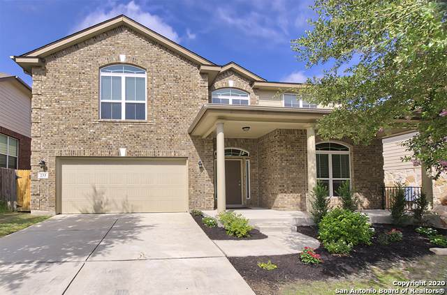 233 Ridge Bluff, Cibolo, TX 78108 (MLS #1468615) :: Legend Realty Group