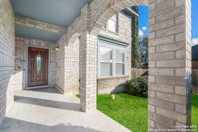 15434 Canteen Creek Dr, San Antonio, TX 78247 (MLS #1468622) :: 2Halls Property Team | Berkshire Hathaway HomeServices PenFed Realty