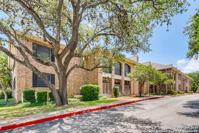 1819 Babcock Rd #106, San Antonio, TX 78229 (MLS #1468644) :: Exquisite Properties, LLC