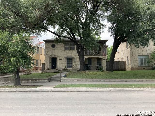 607 Donaldson Ave, San Antonio, TX 78201 (MLS #1468654) :: Exquisite Properties, LLC