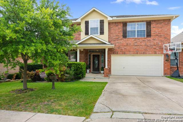 1759 Heavens Peak, San Antonio, TX 78258 (MLS #1468685) :: The Glover Homes & Land Group
