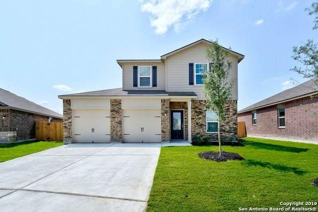 7814 Bluewater Cove, San Antonio, TX 78254 (MLS #1468778) :: Reyes Signature Properties